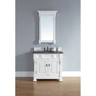 "James Martin 35"" Brookfield Single Cabinet Vanity - Cottage 147-114-5541"