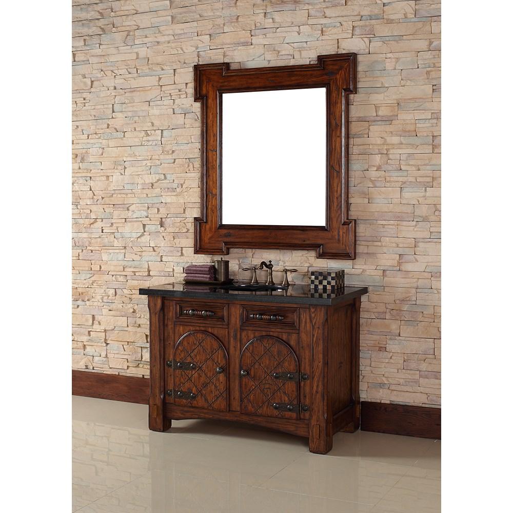 "James Martin 48"" Marrakesh Single Vanity - Relic Ambernohtin Sale $1750.00 SKU: 450-V48-RAM :"