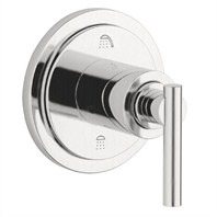 Grohe Atrio 3-Port Diverter Trim - Infinity Brushed Nickel