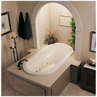 "MTI Solitude Tub (71.5"" x 37.25"" x 23.75"")"