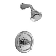 JADO Hatteras Pressure Balance Shower Set Trim - Lever Handle
