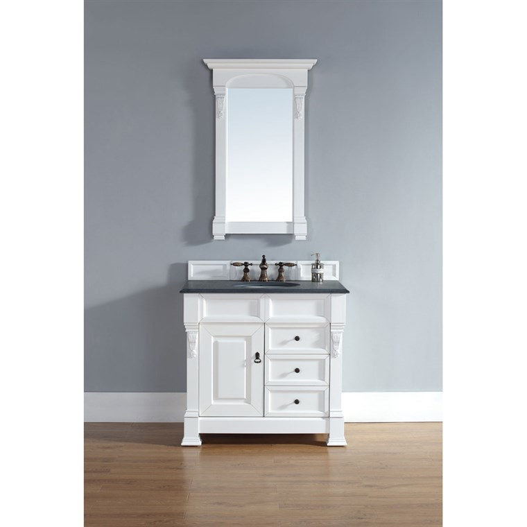 "James Martin 35"" Brookfield Single Vanity with drawers - Cottage 147-114-5546"