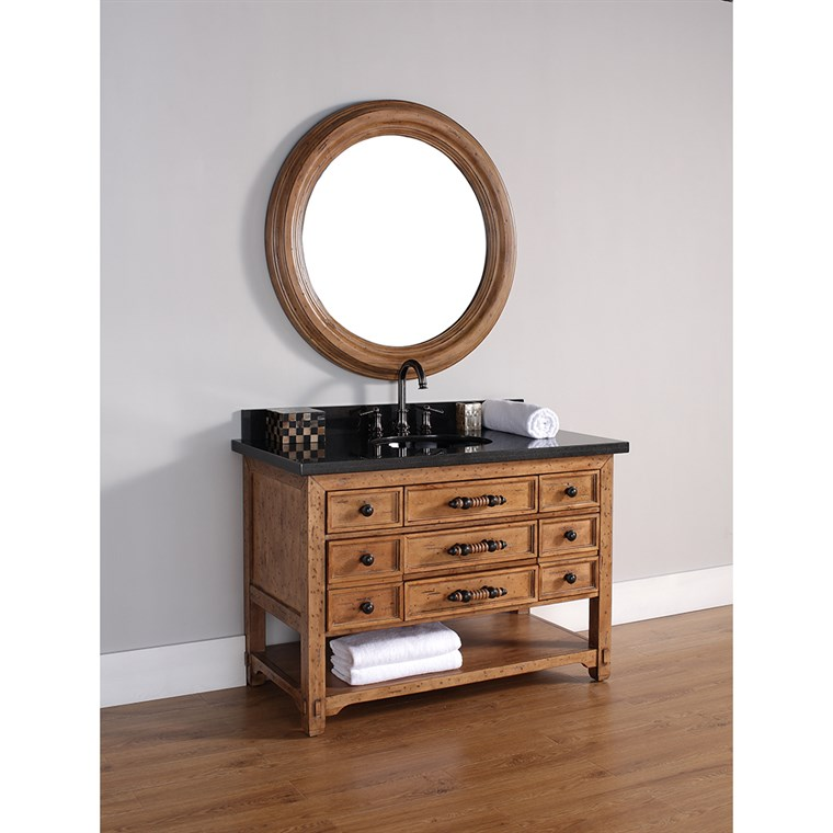 "James Martin 48"" Malibu Single Vanity - Honey Alder 500-V48-HON"