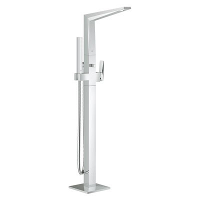 Grohe Allure Brilliant Floor-Mounted Tub Filler - Starlight Chrome GRO 23119000