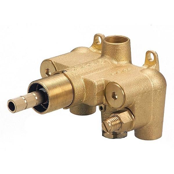 Danze® Single Handle 3/4 inch Thermostatic Shower Valvenohtin Sale $333.00 SKU: D155000BT :