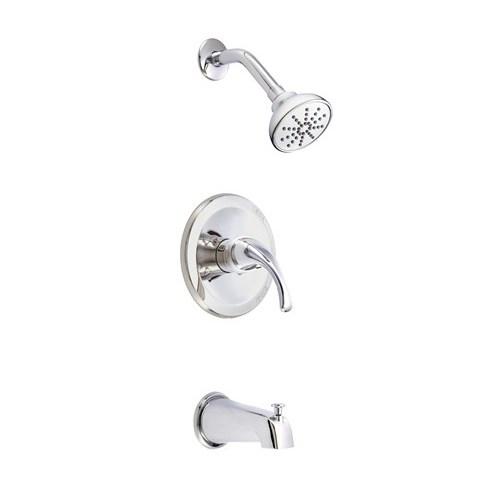 Danze Melrose Trim Only Single Handle Tub U0026amp; Shower Faucet   Chrome  D503011T