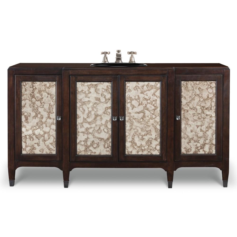 """Cole & Co. 66"""" Designer Series Collier Sink Chest - Medium Chestnutnohtin Sale $4717.50 SKU: 11.23.275566.27 :"""