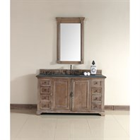 "James Martin 60"" Providence Single Cabinet Vanity - Driftwood 238-105-5311"