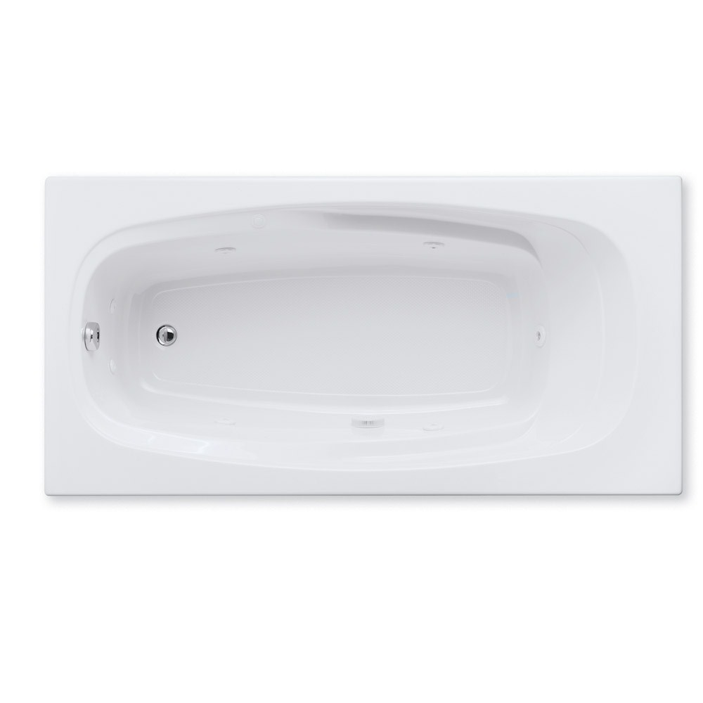 Jason B3060TL Tub, With Tile Lip