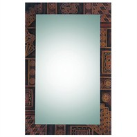 "Monet Bathroom Mirror (24"" x 36"")"
