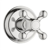Grohe Seabury Trim Volume Control with Cross Handle - Infinity Brushed Nickel