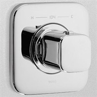 TOTO Upton™ Thermostatic Mixing Valve Trim TS630T