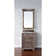 "James Martin 26"" Savannah Single Vanity - Driftwood 238-104-V26-DRF"