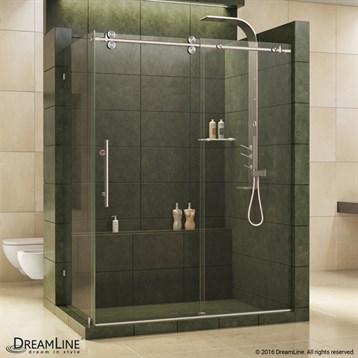 """Bath Authority DreamLine Enigma Shower Enclosure, 36"""" x 60 1/2"""" by Bath Authority DreamLine"""