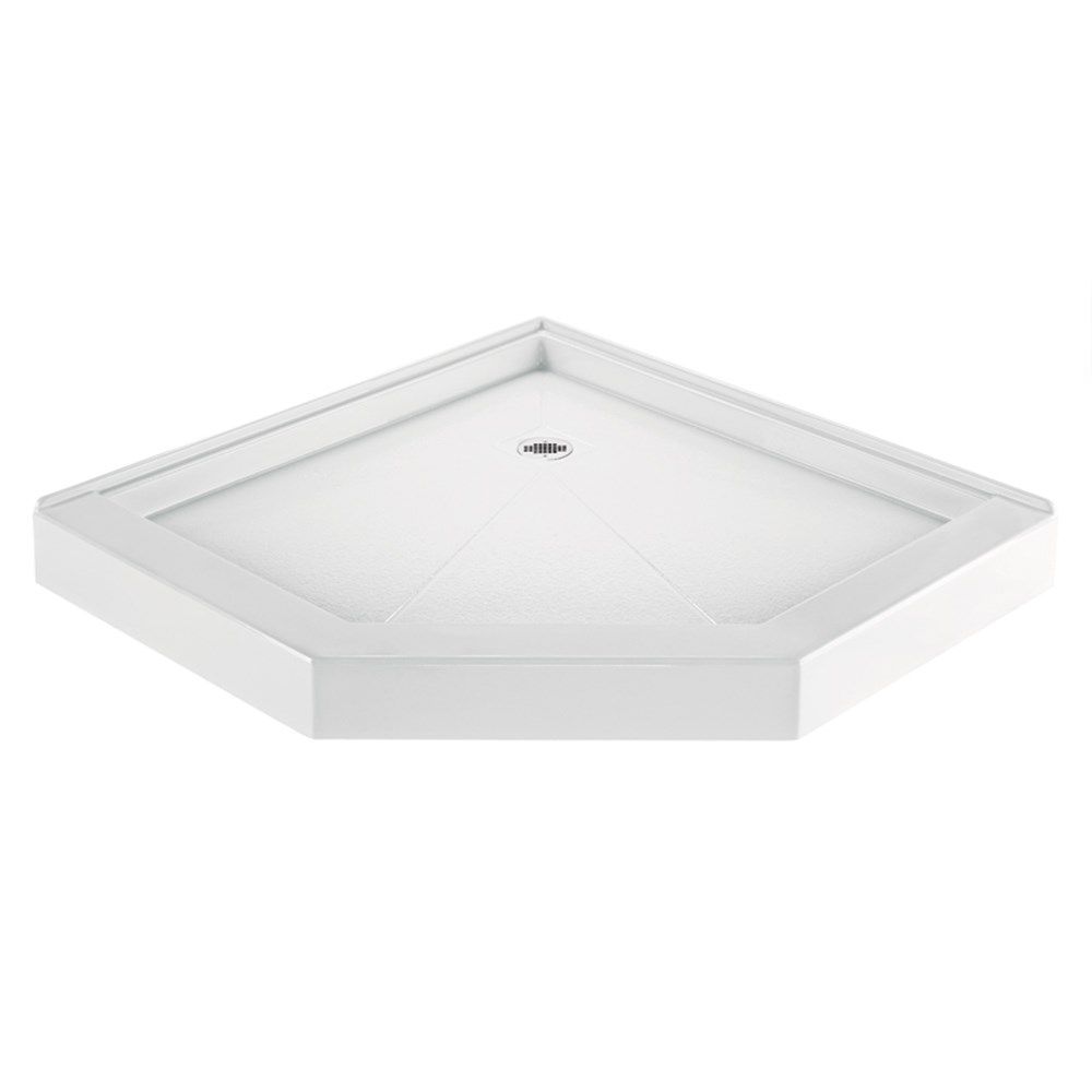"MTI MTSB-36NA Shower Base (36"" x 36"")nohtin Sale $858.75 SKU: MTSB-36NA :"