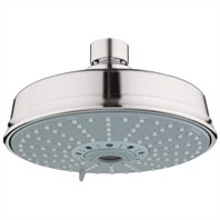 Grohe Rainshower Rustic Shower Head - Infinity Brushed Nickel