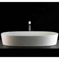 ios 80 Vessel Sink by Victoria and Albert VB-IOS-80-NO (CS785)