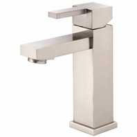Danze Reef Single Handle Lavatory Faucet - Brushed Nickel D225533BN