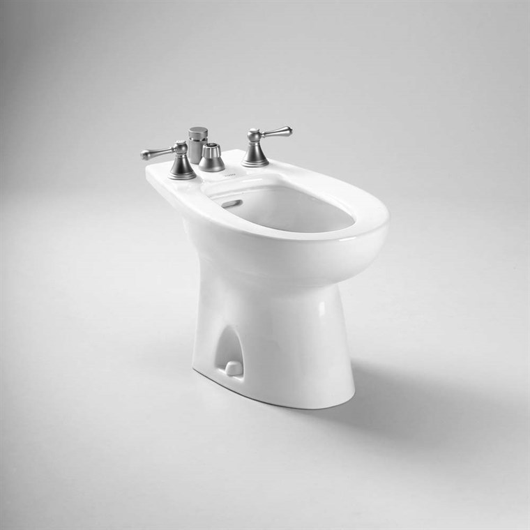 TOTO Piedmont Bidet, Vertical Spray BT500B