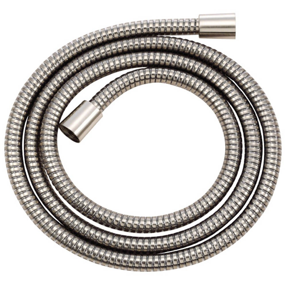 "Danze 72"" Polymer M-Flex Shower Hose w/ Brass Conicals - Brushed Nickelnohtin Sale $27.75 SKU: D469030BN :"
