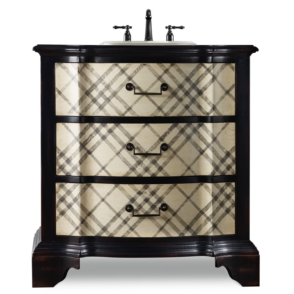 Cole Co 32 Designer Series Chadwick Chest Handpainted Classic