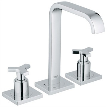 Grohe Allure Lavatory Wideset, Starlight Chrome by GROHE