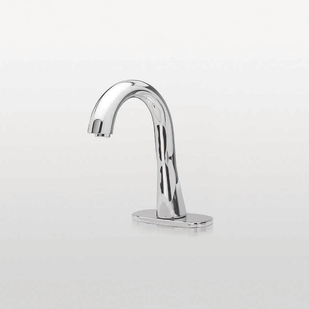 TOTO Gooseneck EcoPower Sensor Faucet, Single Supply - 1.0 GPM ...