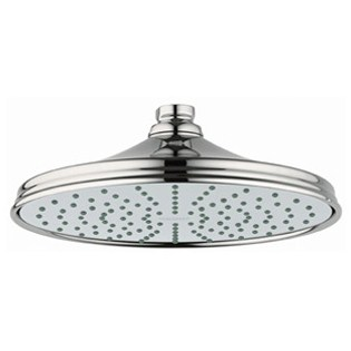 Grohe Rainshower Retro Shower Head - Sterling Infinity Finishnohtin Sale $434.99 SKU: GRO 28375BE0 :