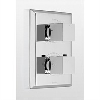 TOTO Lloyd® Thermostatic Mixing Valve Trim with Single Volume Control TS930C