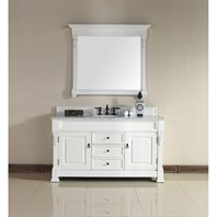 "James Martin 60"" Brookfield Single Cabinet Vanity - Cottage 147-114-5341"