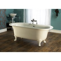 Asia Bathtub by Victoria and Albert (Footed)