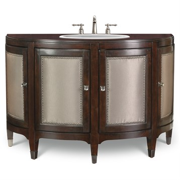 """Cole & Co. 48"""" Designer Series Kennedy Hall Chest, Medium Chestnut 11.23.275548.27 by Cole & Co."""