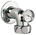 "Grohe Wall Union, male 1-1/4"" - Chrome GRO 12444000"