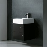 Vigo 23-inch Single Bathroom Vanity - Wenge VG09002104K1