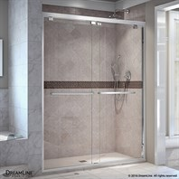 Bath Authority DreamLine Encore 44 - 48 in. W x 76 in. H Bypass Sliding Shower Door SHDR-1648760