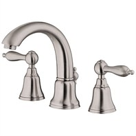 Danze® Fairmont™ Mini-Widespread Lavatory Faucets - Brushed Nickel D303140BN