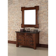 "James Martin 48"" Marrakesh Single Vanity - Relic Amber 450-V48-RAM"