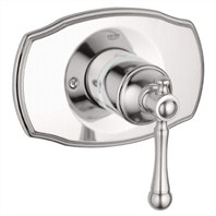 Grohe Bridgeford Pressure Balance Valve Trim - Infinity Brushed Nickel