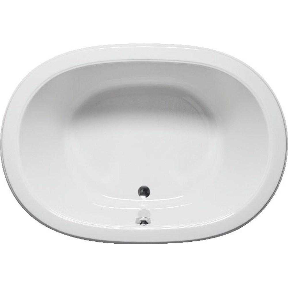 "Americh Sol Flat Deck 7236 Tub (72"" x 36"" x 23"")nohtin Sale $1443.75 SKU: SF7236 :"