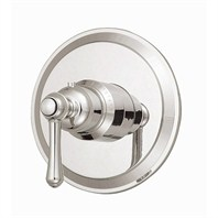 "Danze® Opulence™ Single Handle 3/4"" Thermostatic Shower Valve Trim Kit - Polished Nickel"