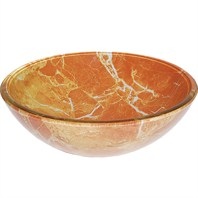 Nuovo Glass Vessel Sink