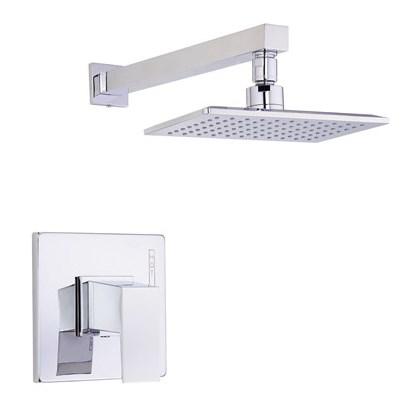 Danze Mid-Town Trim Only Single Handle Pressure Balance Shower Faucet - Chromenohtin Sale $219.75 SKU: D502562T :