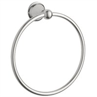 Grohe Seabury Towel Ring - Infinity Brushed Nickel