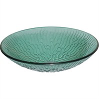 Travia Glass Vessel Sink
