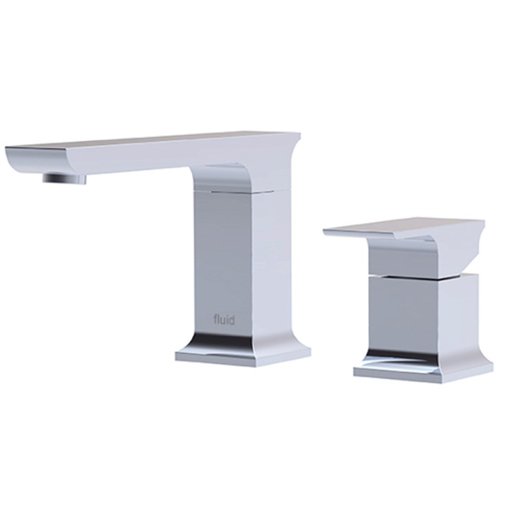 fluid Jovian Two Piece Roman Tub Set F2112T