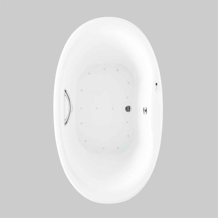 TOTO Clayton™ 6' Air Bath ABR784