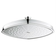 Grohe Rainshower Grandera 210 Head Shower - Starlight Chrome GRO 27976000