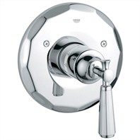Grohe Kensington Thermostat Trim - Starlight Chrome