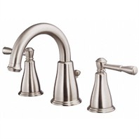 Danze® Eastham Two Handle Widespread Lavatory Faucet - Brushed Nickel D304015BN