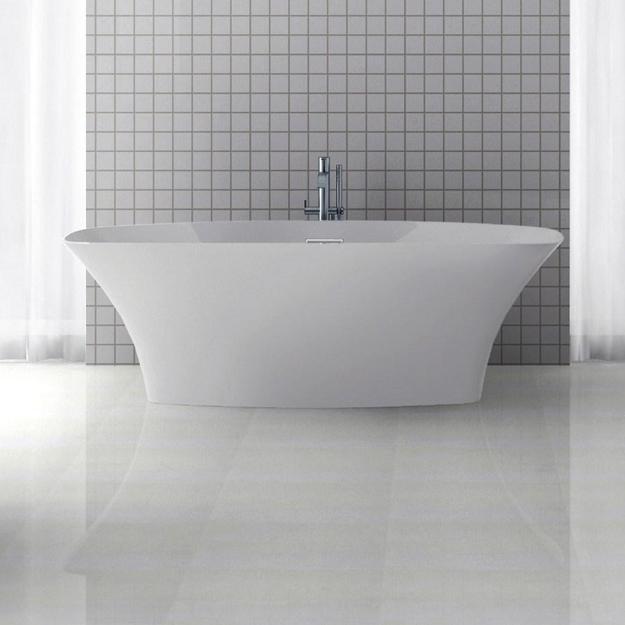 Americh International Roc Collection Varna Freestanding Bathtub (71 ...